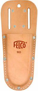 Felco 910 Étui en cuir avec passants de ceinture (Import Allemagne)