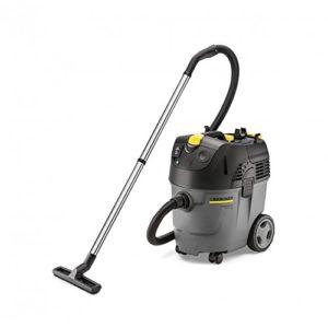 Kärcher NT 35/1AP Te Drum Vacuum Cleaner 35L 1380W Noir, Gris