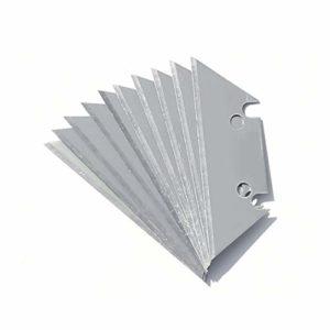 LouiseEvel215 10 PCS Multifonction Angle Ciseaux Lames Trunking Cisaillement Mitre Cutter Couteau pour Auges en Plastique Soft-Cut Corners