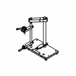 Mahr 5115764 Millimar MV52 Support de mesure vertical à deux positions pour dimensions extérieures 60 mm