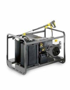 Kärcher HDS 1000de Diesel Nettoyeur haute pression ou nettoyeur haute pression–Nettoyeur haute pression (Diesel, 5,5l, l 100N, yanmar, 200bar 40bar)