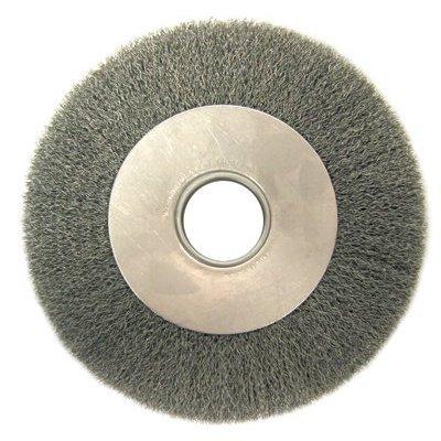 Anderson Brush 066-01324 da8 8 pouces, 014 serti WIREWHEEL Brush W-2 Pouce Arbor