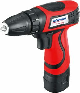 ARD849T ACDelco Perceuse/pilote ultra-compact 7,2 V