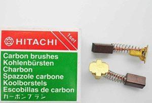 Balais De Charbon Hitachi 999054 14V 18V WR18DL WR14DL DS14DMR DS18DL DS18DMR H21
