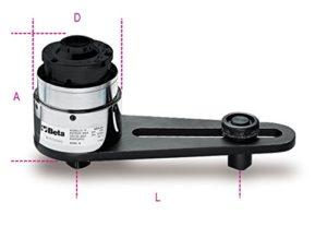 Beta 565/1R Couple Multipliers, Ratio 25: 1avec anti-vent à système, 108mm Taille