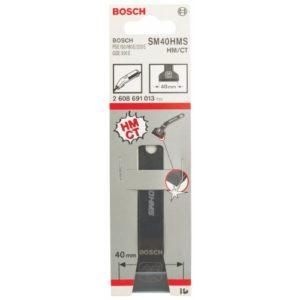 Bosch 2608691013 Grattoir pour joints SD 40 HM 40 mm