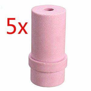Buse de rechange pour pistolet à sable en céramique de 4 mm, 5 pièces., 1