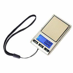 Cavis 200G / 0,01G Double Gamme Haute Précision Balance De Bijoux Portable Poche Or échelle De Bijoux échelle électronique