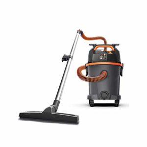 CMXSC Humide et Aspirateur à Sec |Multi Purpose 25L Humide Sec Vac avec Ventilateur Power Take Off for la Maison, Garage Atelier