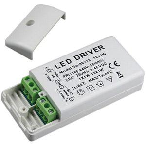 CroLED LEDs LED SMD MR16 12V Ampoules Lumineuses Transformateur 85-265V