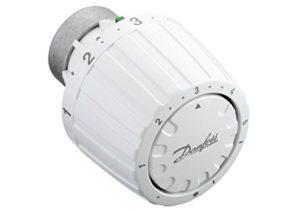 Danfoss – Tete thermostatique pour anciens corps RA/V 34mm Danfoss