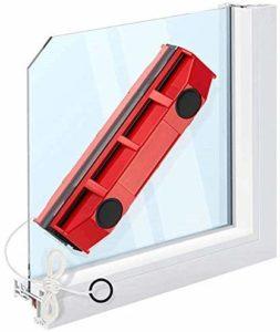 Double face Outils de nettoyant pour vitres magnétiques pour tous les verre Surfaces, Home Out Side Window Washer (S1)
