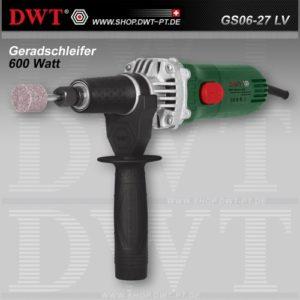 DWT 600 w variateur de vitesse et accessoires-gS 06-27 lV