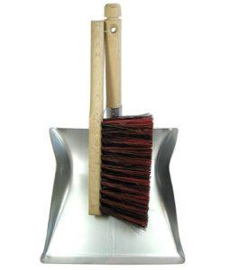 EiFi 9821260 Pelle en acier galvanisé avec balayette