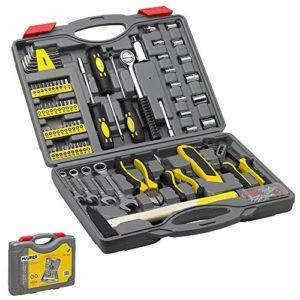 Ensemble d'outils 161 pièces avec mallette 20122000