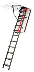 Escalier escamotable – Hauteur maximale sous plafond 3.05m
