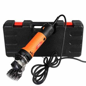 Facile à installer Électrique Machine à cisailler 220V 690W for mouton de chèvre Clipper Shearing Clipper Tool Set