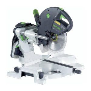 Festool 561283 4431285 Kapex KS 120 EB Scie à onglet radiale 260 mm 1600 W