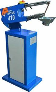 Gecam 410 Ponceuse à bande 1 V 0,5 kW