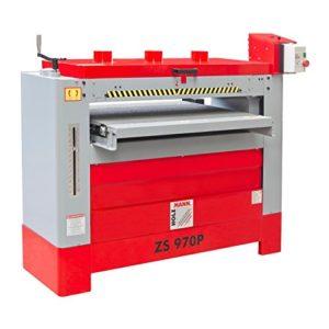 Holzmann – Ponceuse à double rouleaux L. 970 mm 230 V – 3700 W ZS970P-230V
