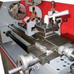 Holzmann Maschinen ED 750FD Metall Drehmaschine S1 (100%)/S6: 730 W / 1000 W 230 V/50 Hz H020150001