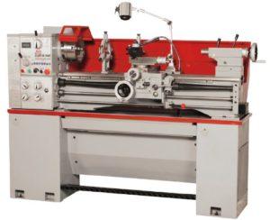 Holzmann metalldrehmaschine eD1000FDIG monté avec affichage numérique