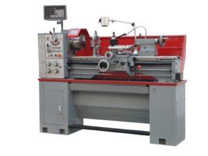 Holzmann metalldrehmaschine eD1000GDIG monté avec affichage numérique