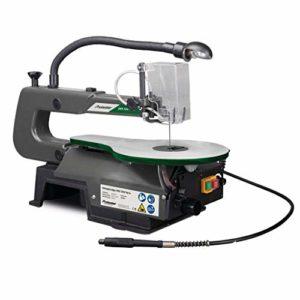 Holzstar 5902504 Scie à chantourner DKS 504 Vario pour construction à moulage mécanique de précision