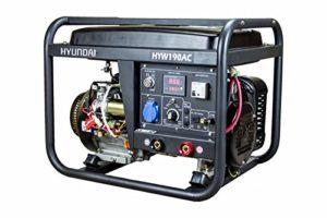 Hyundai HY-HYW190AC Motosoudeur à essence 2800 W 220 V