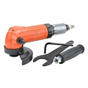 HYY-AA Portable Practica pneumatique portable 4 pouces High Torque pneumatique meuleuse d'angle, 100mm Angle Grinder Outils industriels