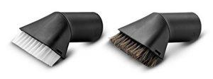 Kärcher 2.863-221.0 – accessoires pour nettoyeur haute-pression (Brosse, Kärcher, MV 2 MV 3, Noir)