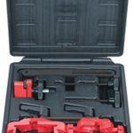KS Tools 150.319 Outil de blocage universel double pour pignon d'arbre à cames