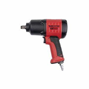 KS Tools 515.1219 clé à Chocs Racing 1/2» -1200 nm, Rouge/Noir