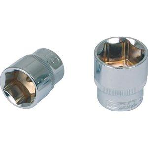 KS Tools 918.1236 Douille 1/2″ 6 pans 36 mm CHROMEplus