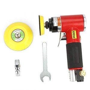 L'angle d'air meurent le broyeur, outil de polissage tenu dans la main pneumatique de polisseur de broyeur de ponceuse d'angle d'air(M8)