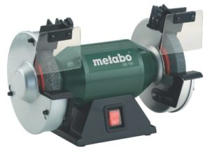 Metabo – DS 150 – 619150000 – Ponceuse stationnaire double (Import Allemagne)