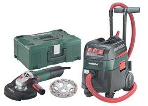 Metabo Meuleuse d'angle WE 15-125 HD Set GED et ASR 35 M ACP, 690894000