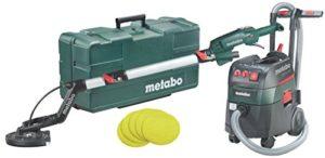 Metabo Set de perceuses luftwaffe-sv 5-225Comfort et ASR 35L ACP avec accessoires, 690886000