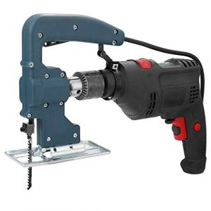 Multifonctionnel perceuse électrique Converter, Perceuse Pour Jigsaw Adaptateur Reciprocating Saw File