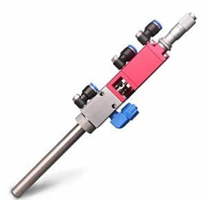 NEWTRY Vapet de distribution de colle pneumatique réglable haute fréquence pour peinture liquide à haute et moyenne viscosité
