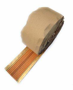 Or la chaleur assemblage couture pour Tapis-Rouleau de ruban adhésif 20 m