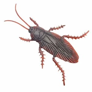 ouying1418 Simulation April Fool'S Day Toy Fake Scorpion Gecko Flies Small Scary