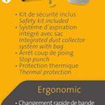 Peugeot EnergySand 200 ASP 132345 Combiné ponceur 550 W