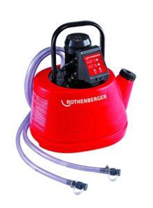 Rothenberger Pompe de détartrage Romatic 20, 1pièce, 61190