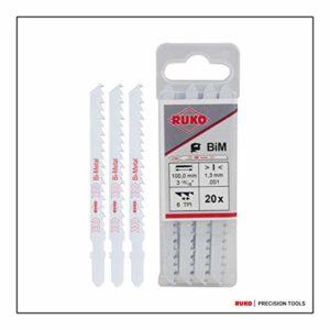 Ruko 8020/20 Scie à métaux 13T