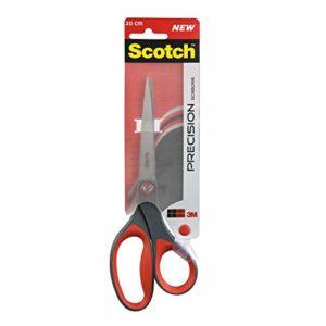 Scotch – BP315 – Ciseau – Taille 20 cm – Rouge/Gris