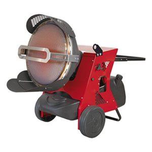 SEALEY ir5545,5kW 230V Infrarouge paraffine/chauffage au kérosène et diesel