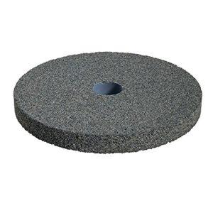 Silverline 954177 Meule en oxyde d'aluminium pour touret à meuler, 0 V, Gris