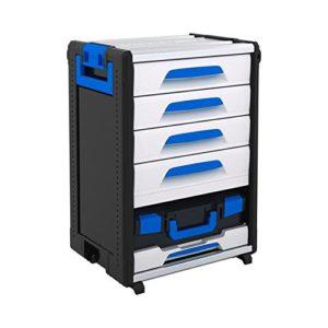 Sortimo 1000004446 WorkMo 24-750 Lot de 4 tiroirs 1 multislide 1 L-BOXX 136 vide