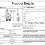sourcingmap® G1/4″ Salle Effet Eau flux capuchonteur Interrupteur flux metre Fluide metre 0.3-3.0L/min
